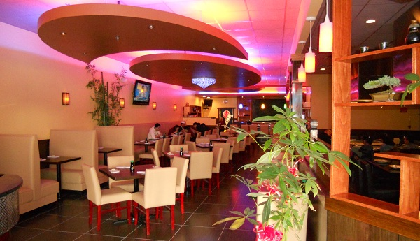 Mei Japanese Steak House & Sushi Restaurant in Hackensack